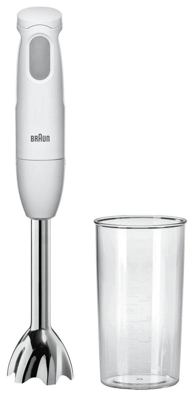Image of Braun - MQ100 Curry - Hand Blender - White