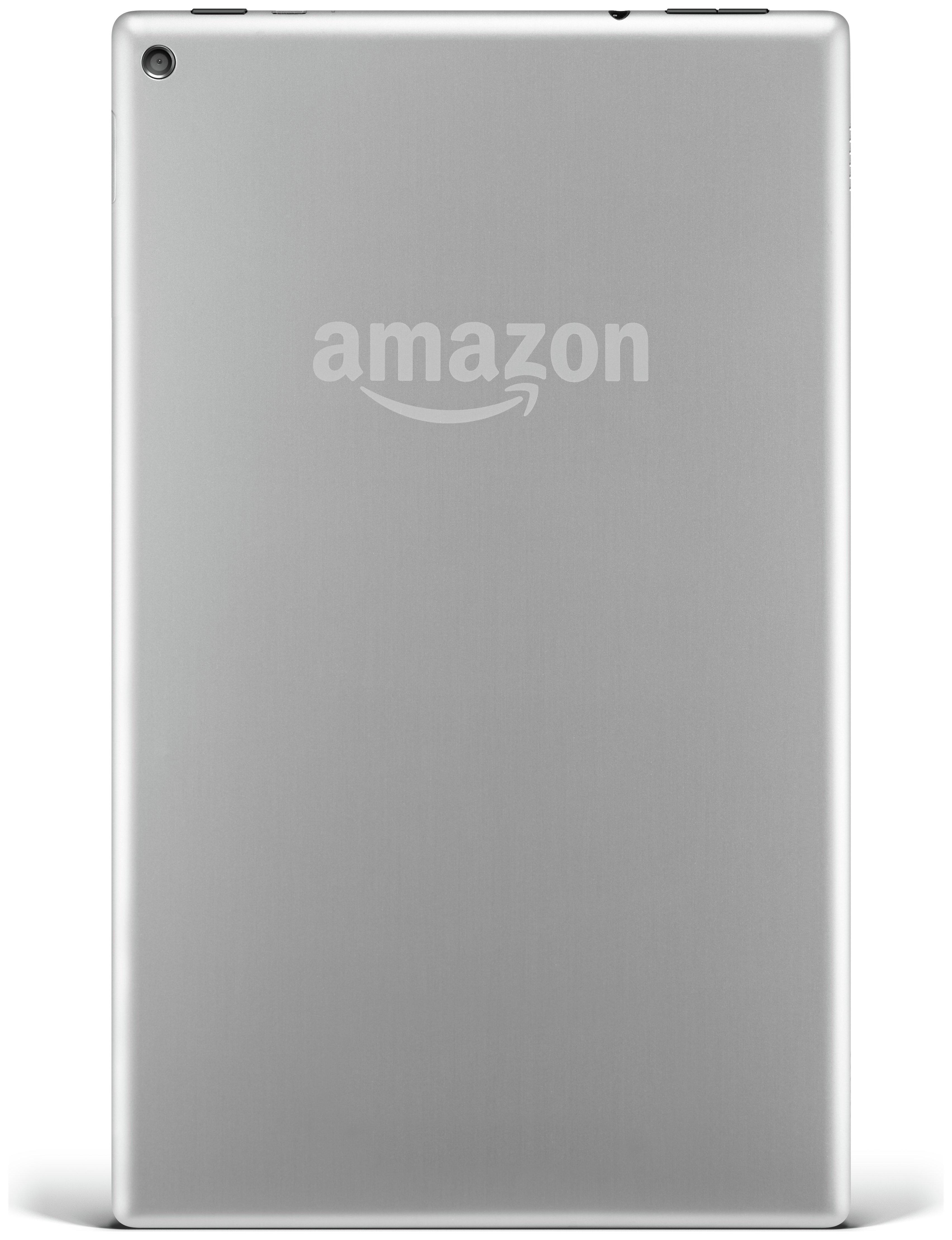 Amazon Fire Amazon Fire HD 10  10.1 Inch 16GB Tablet - Silver.