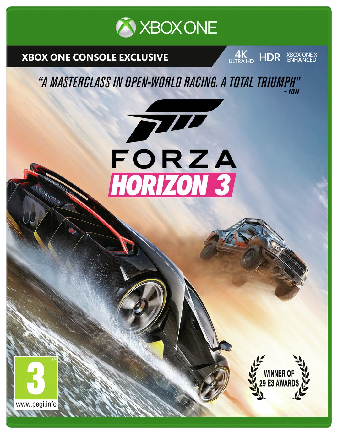 Forza Horizon 3 - Xbox One Game