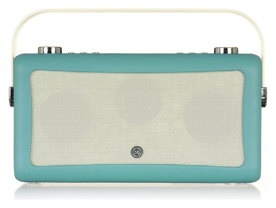 VQ VQ - Hepburn Bluetooth DAB Radio - Teal