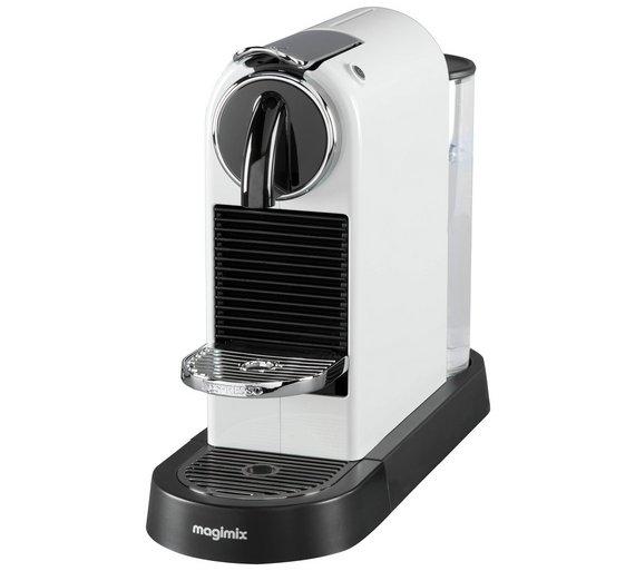 Buy Nespresso By Magimix CitiZ Coffee Machine 11314