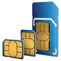 O2 Triple Apple - iPad Sim Card