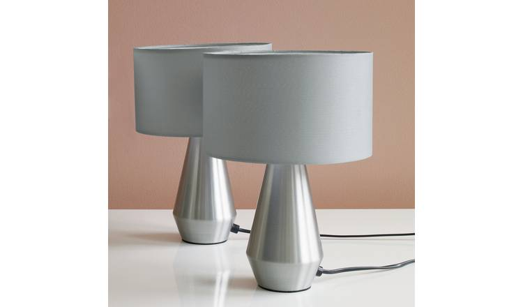 Habitat Maya Pair of Touch Table Lamps