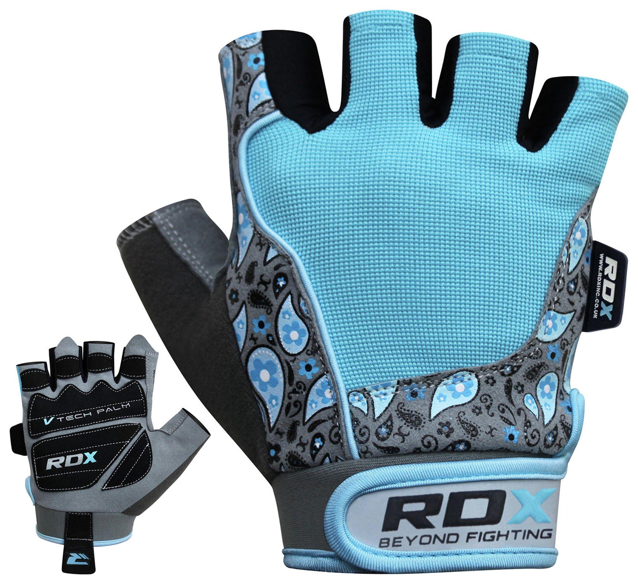 Fitness Gloves Argos: RDX Weight Lifting Gloves Womens