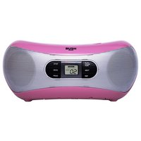 Bush - Bluetooth Boombox - Pink