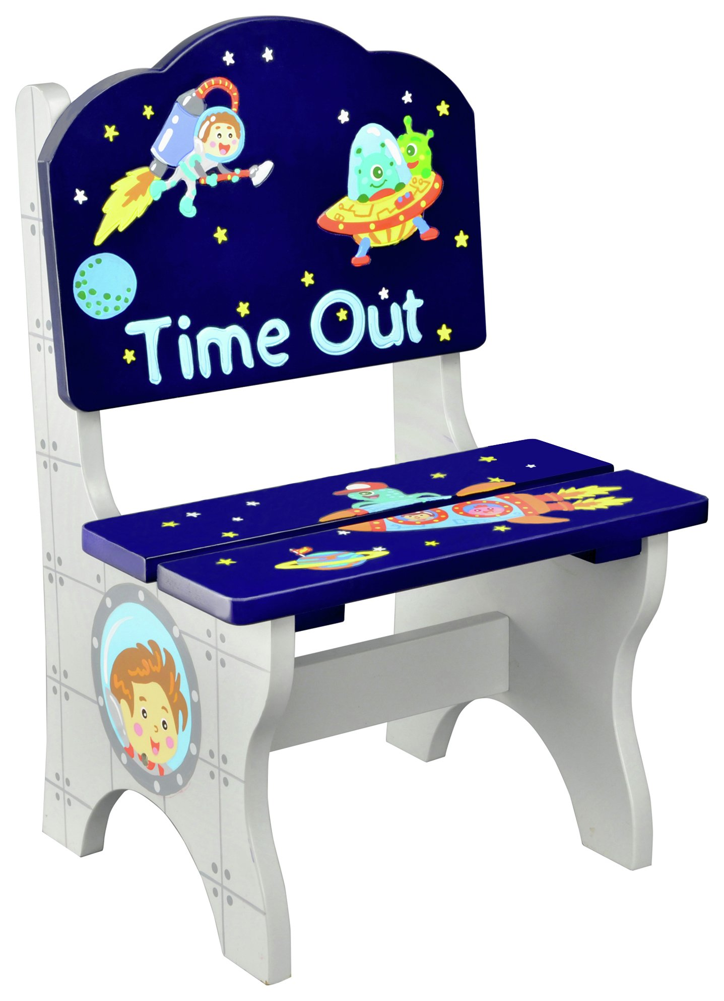 Image of Fantasy Fields - Outer Space Time Out - Chair