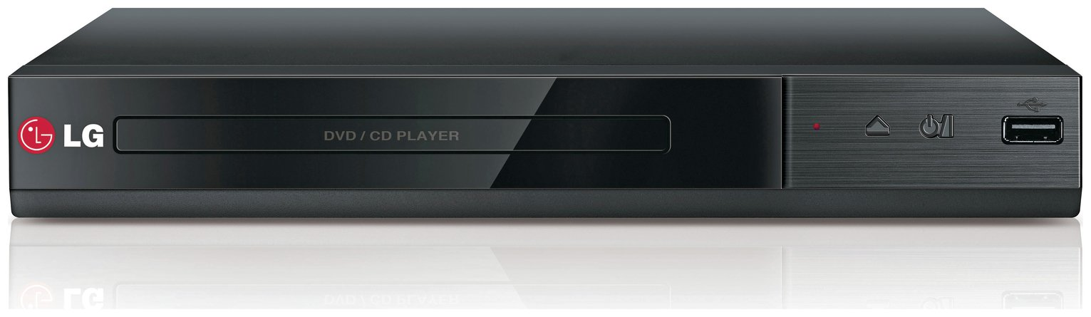 LG LG - DP132 DVD Player
