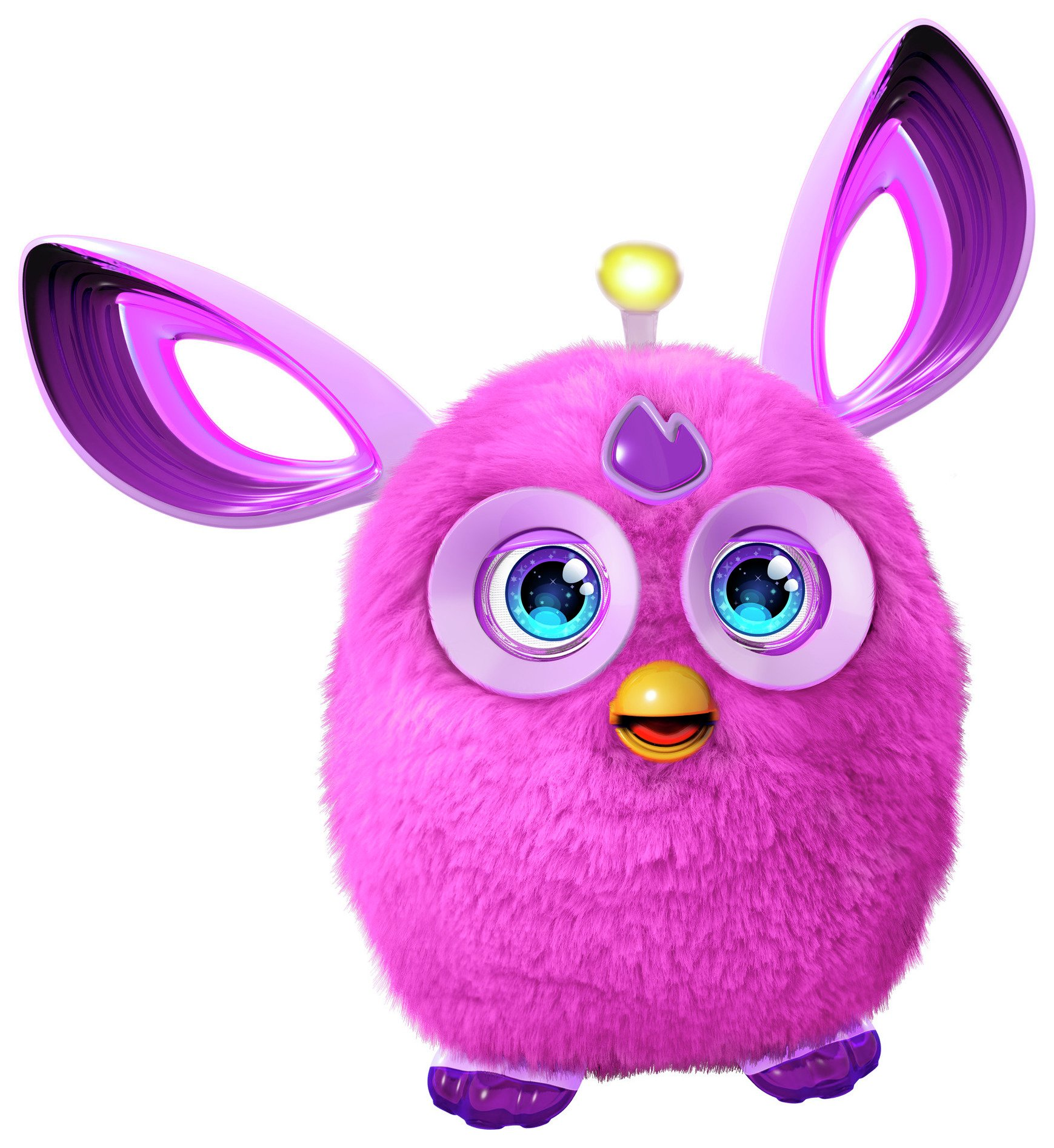 how to use furby connect app