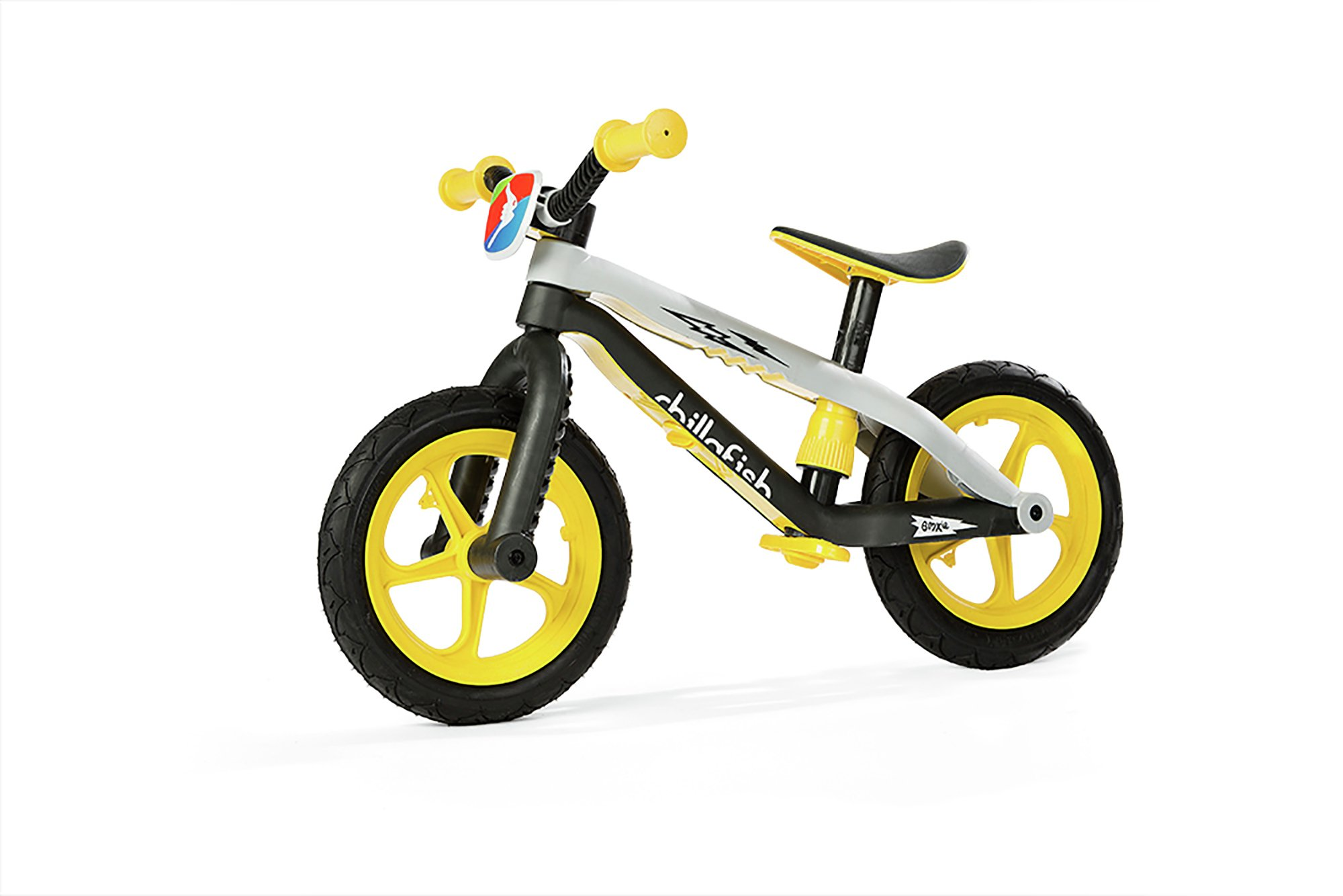 BMXIE   Balance   Bike Yellow