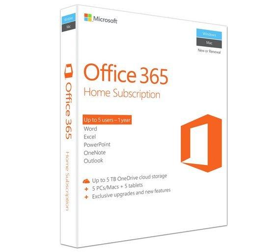 Microsoft Microsoft Office 365 Home.
