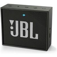 JBL - GO Portable Speaker - Black