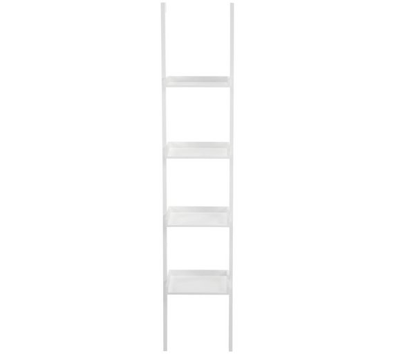 Buy Habitat Jessie 4 Shelf Narrow Leaning Bookshelf