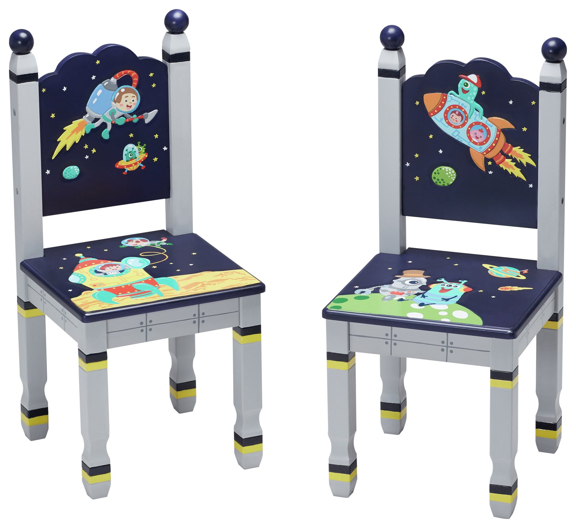 Image of Fantasty Fields Outer Space 2 Chair Set.