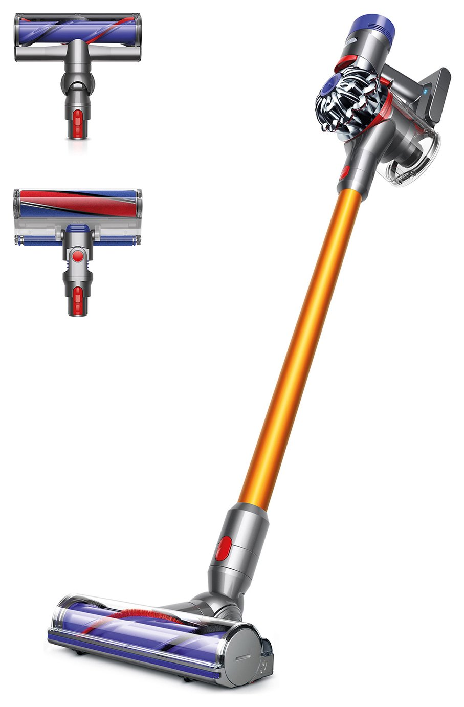 Dyson V8 Absolute Cordless Handstick Vacuum Cleaner Review
