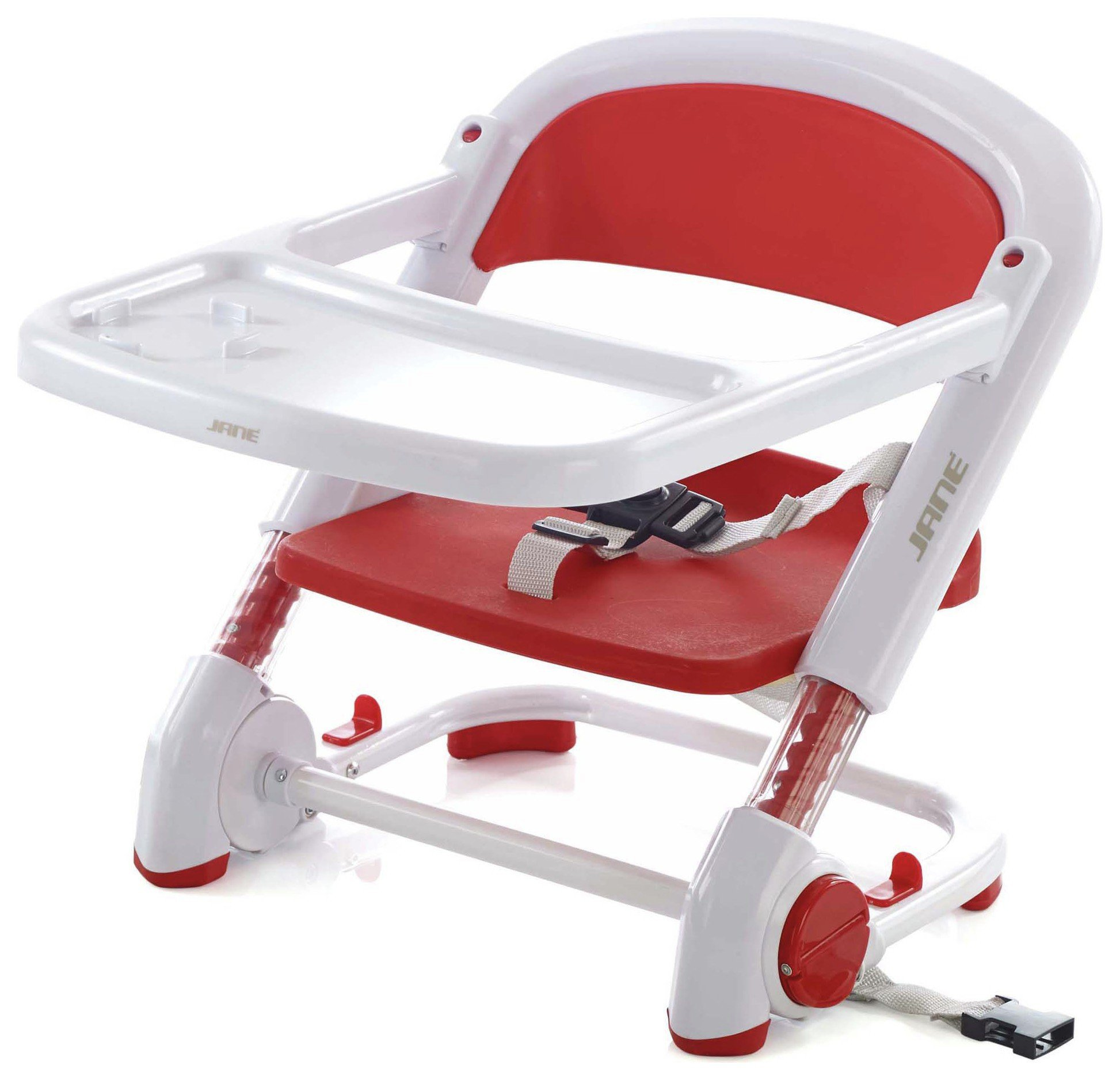 Image of Jane - Booster High Chair - Red