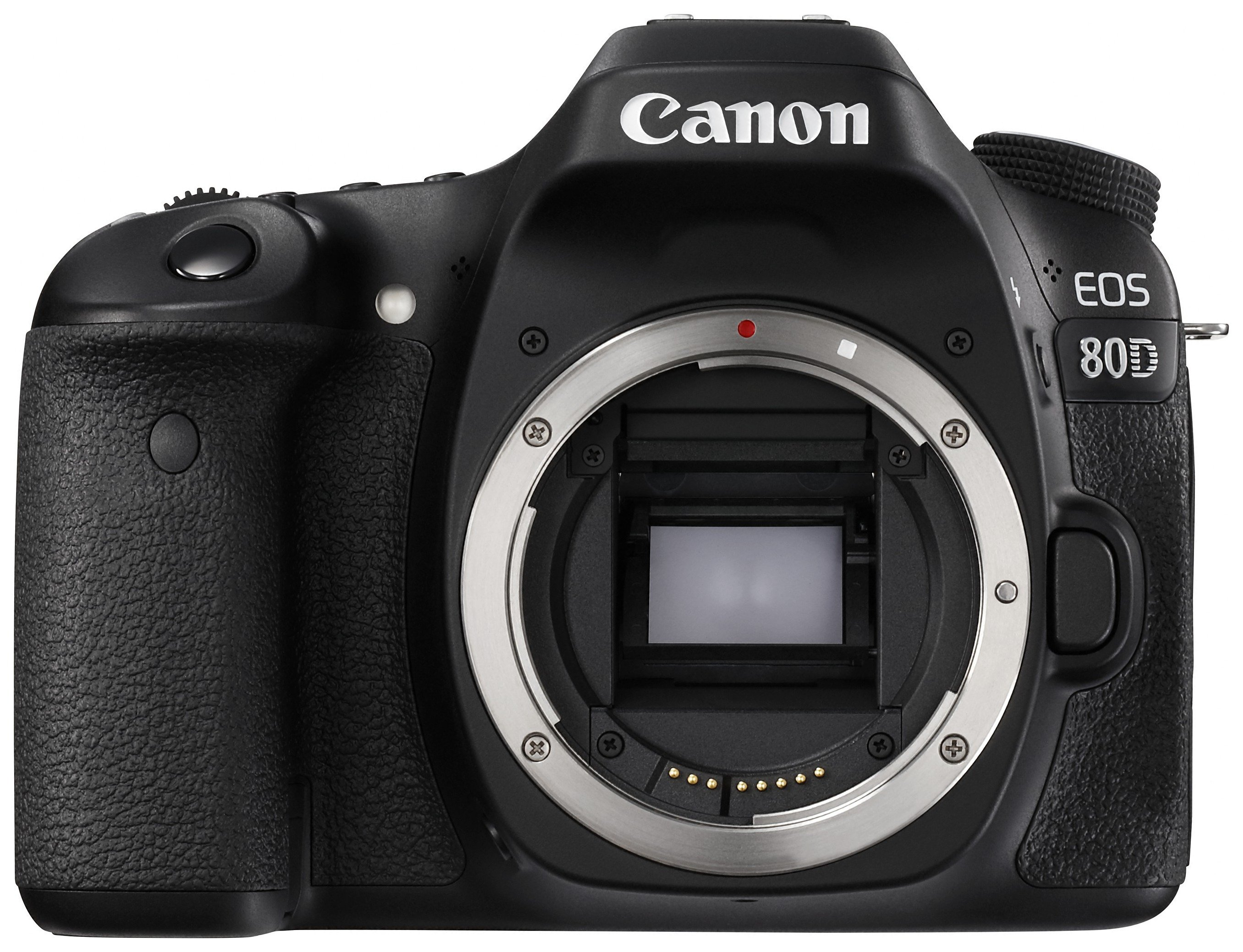 Canon - Digital SLR Camera - EOS 80D Body Only.