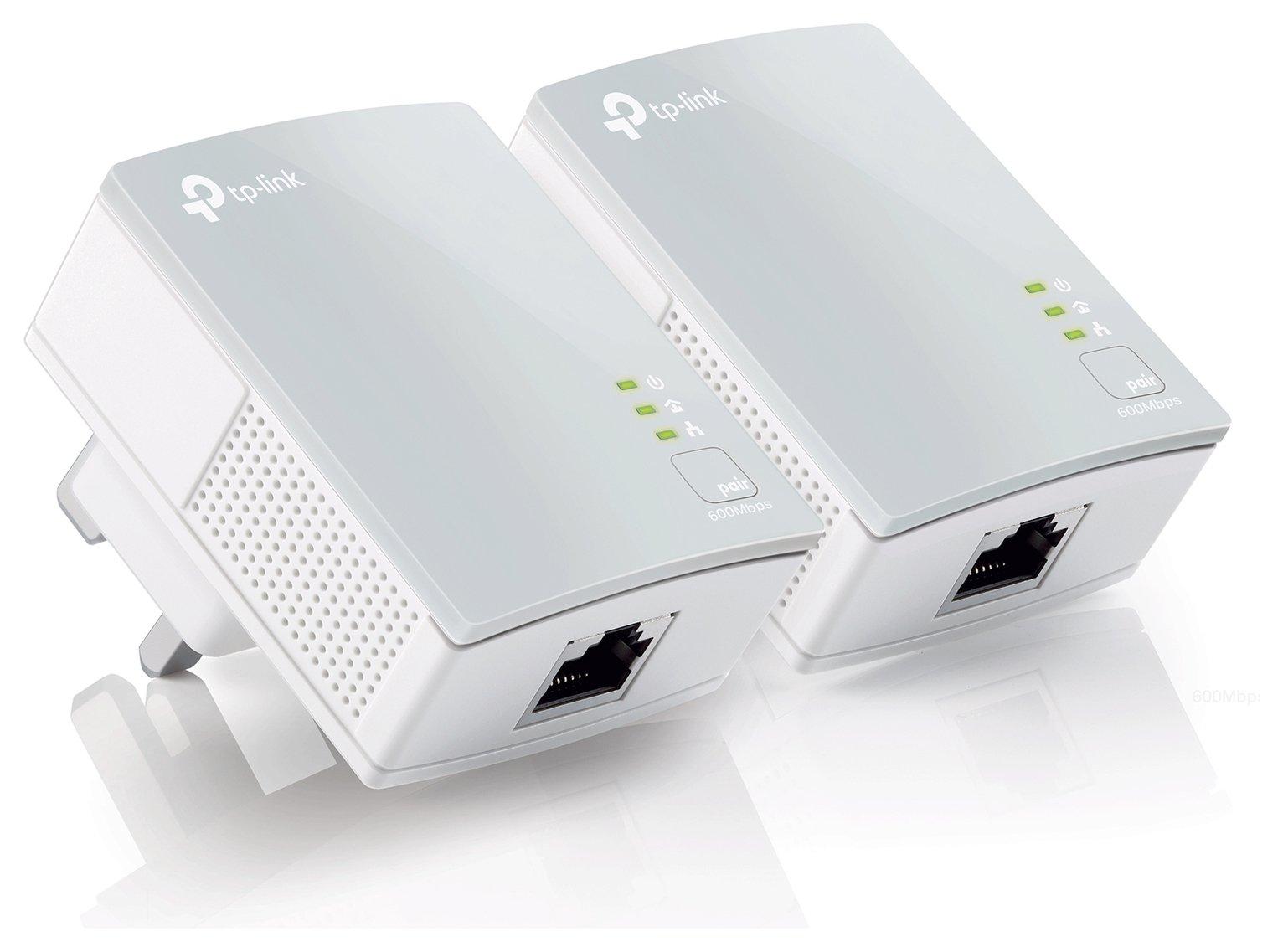 TP-LINK TP-LINK 600MBPS Nano Powerline.