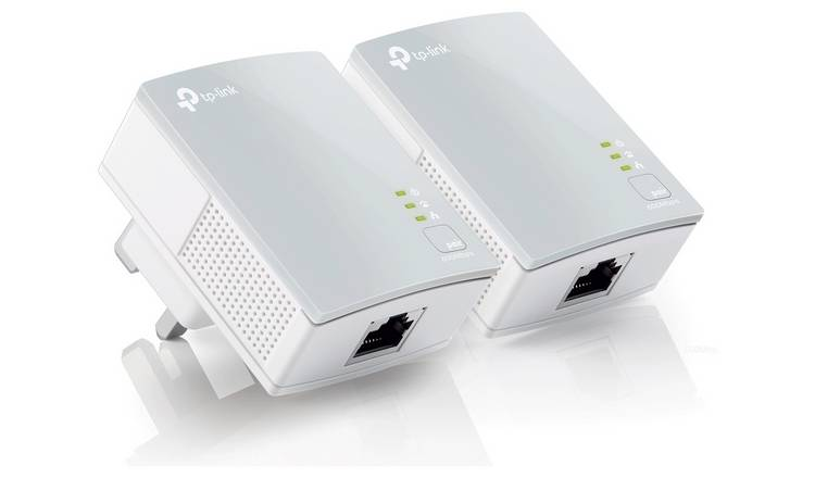 Buy Tp Link 600mbps Nano Powerline Powerlines Argos