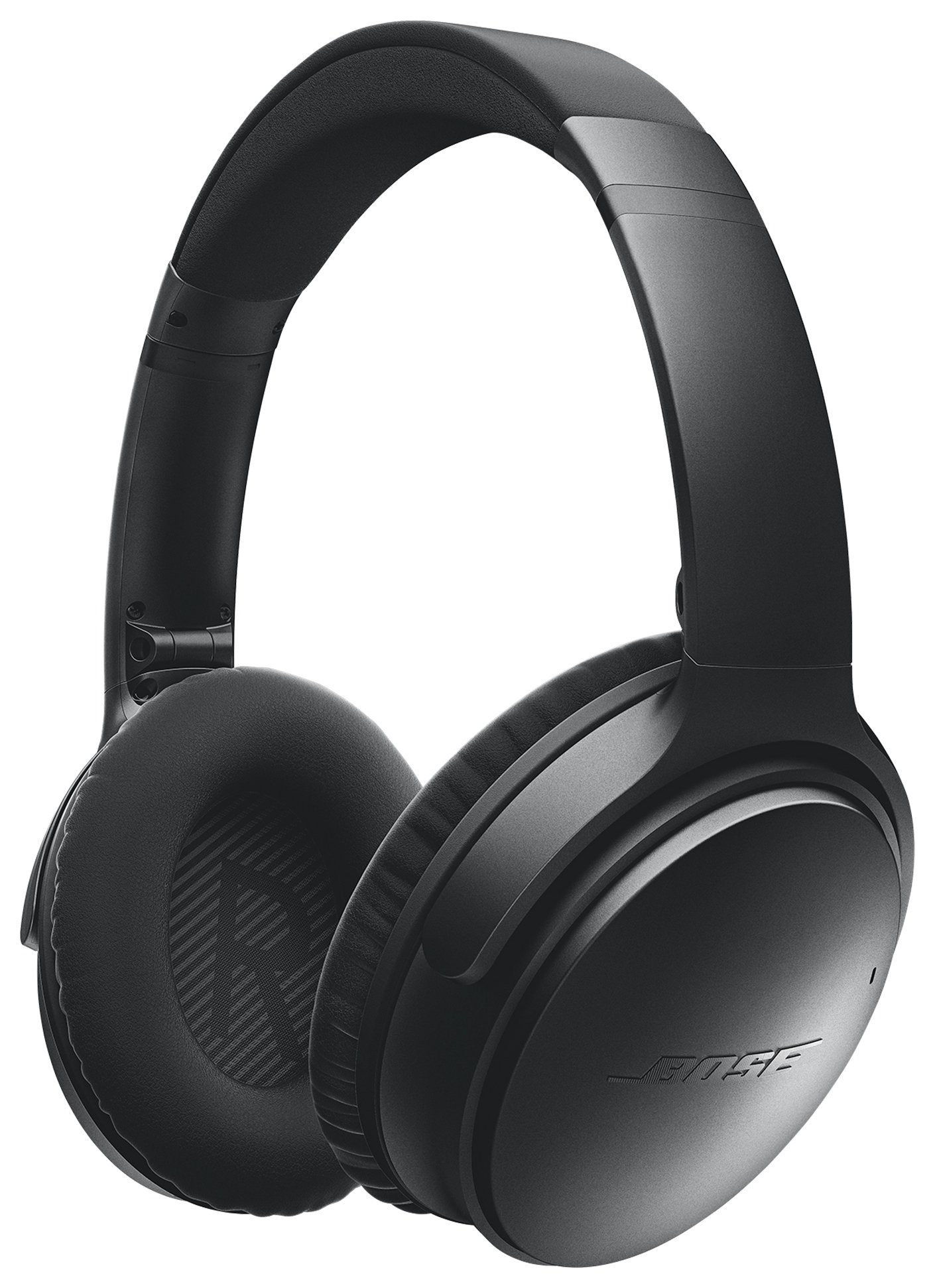 Bose - QuietComfort 35 Wireless Headphones - Black