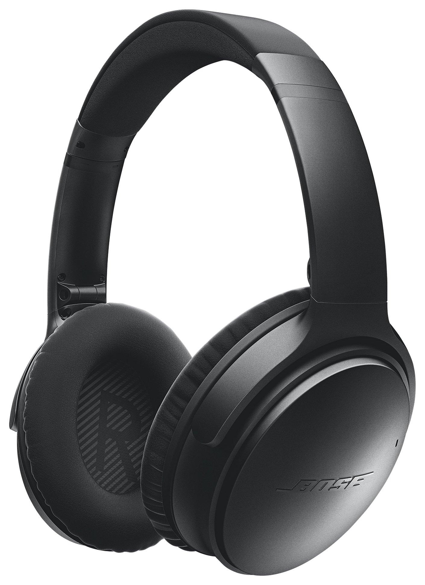 Image of Bose - QuietComfort 35 Wireless Headphones - Black