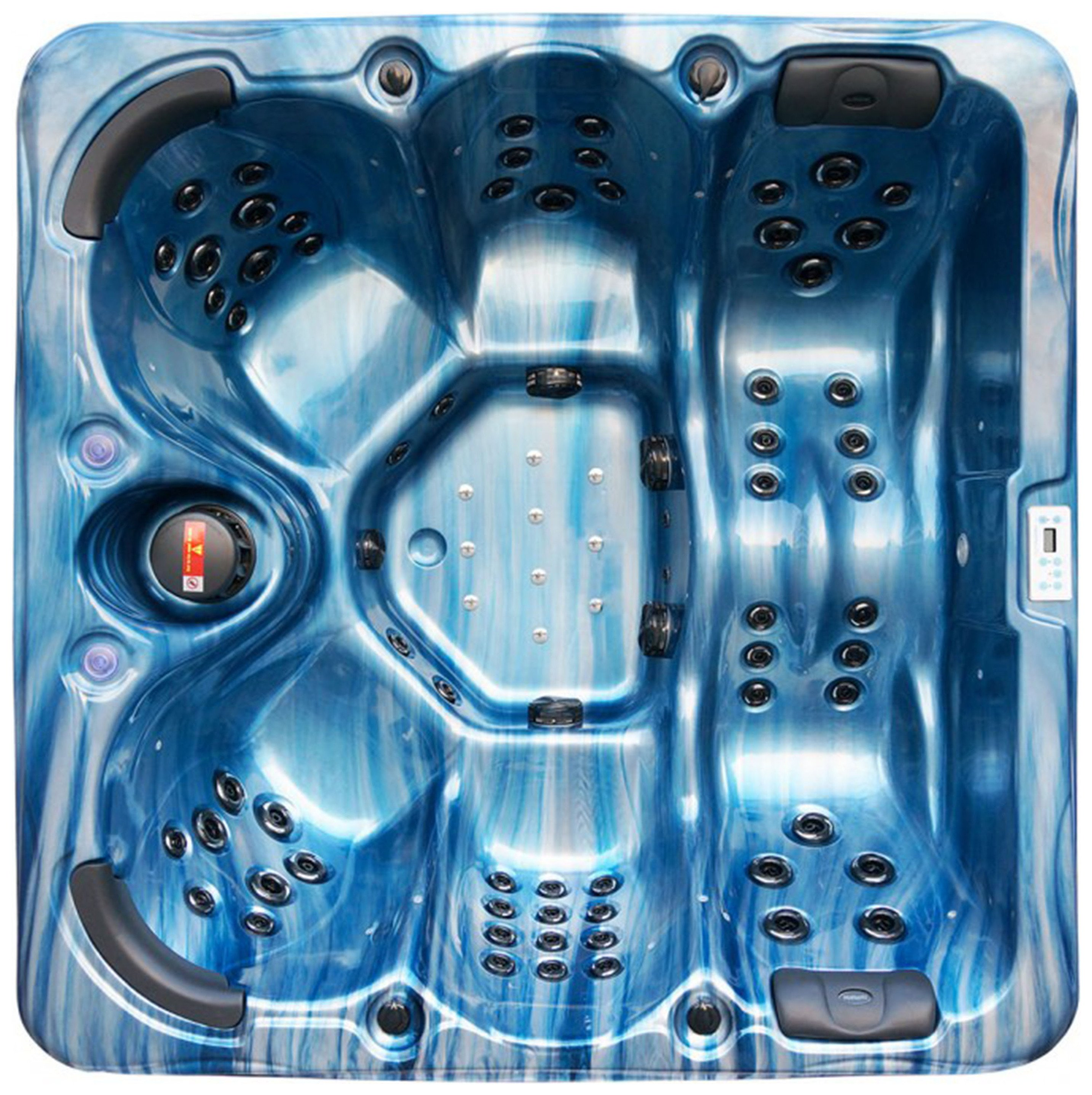 Malibu Deluxe Hot Tub. lowest price