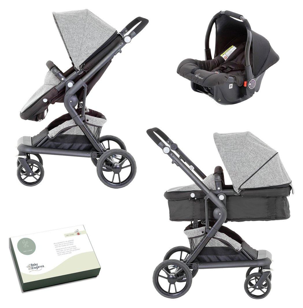baby-elegance-mist-travel-system-grey