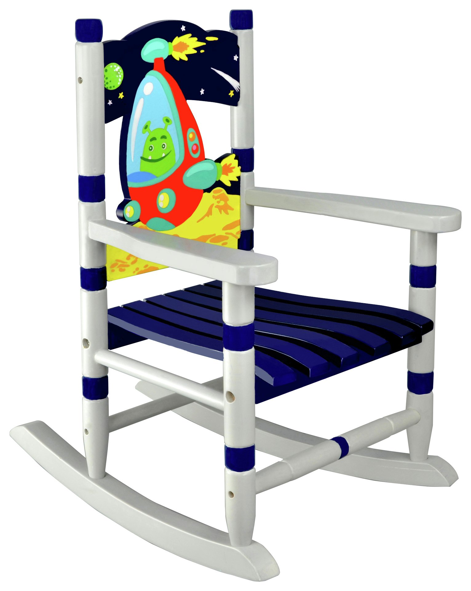 Image of Fantasy Fields Outer Space Rocking Chair - Small.