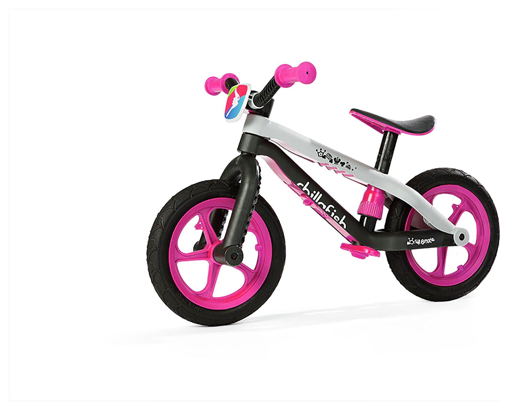 Image of BMXIE - Pink Balance - Bike