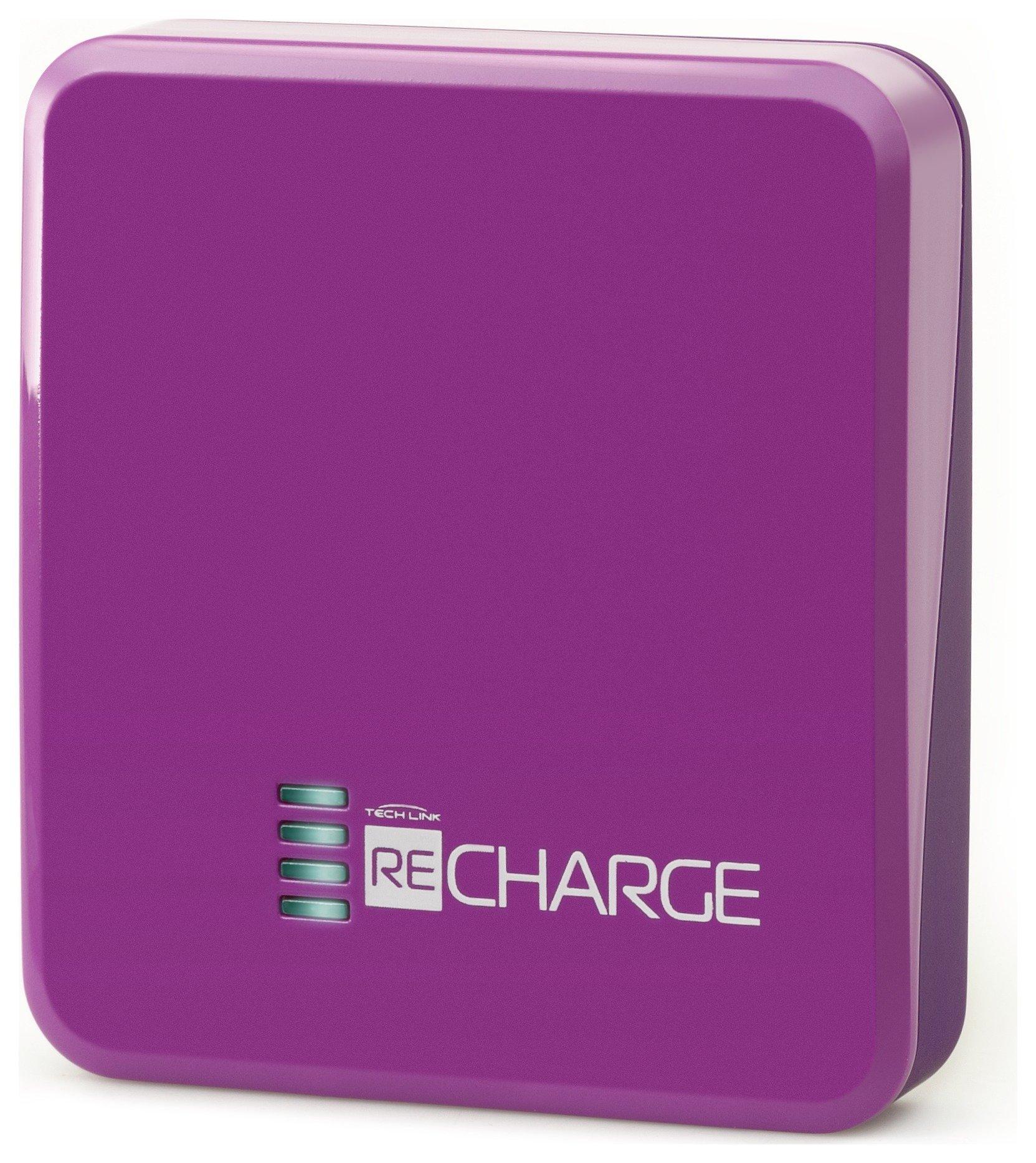 techlink-recharge-2500-usb-purple