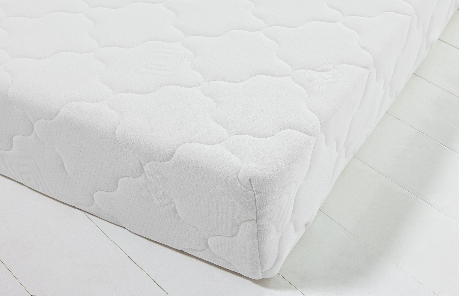 Image of I-Sleep Collect and Go Memory Foam Rolled Kingsize Mattress