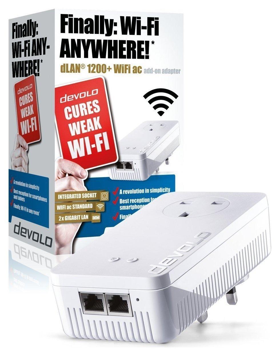 Devolo Devolo dLAN 1200 PLus WiFi AC Powerline.