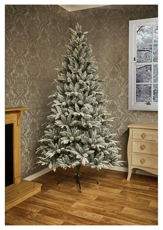 79ft-flocked-lapland-spruce-christmas-tree