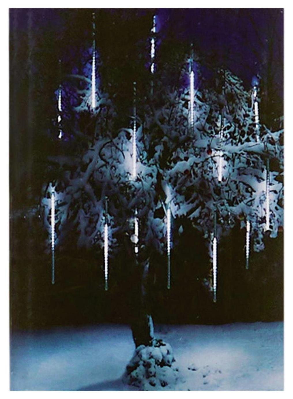 15 Piece LED Digital Shower Christmas Lights.