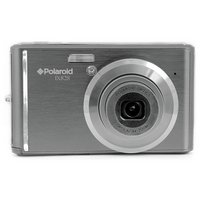 Polaroid - IX828 20MP 8x - Zoom - Compact Camera - Gun Metal