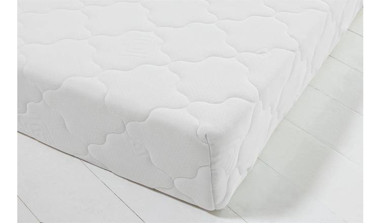 Argos Home Collect & Go Memory Foam Rolled S Double Mattress