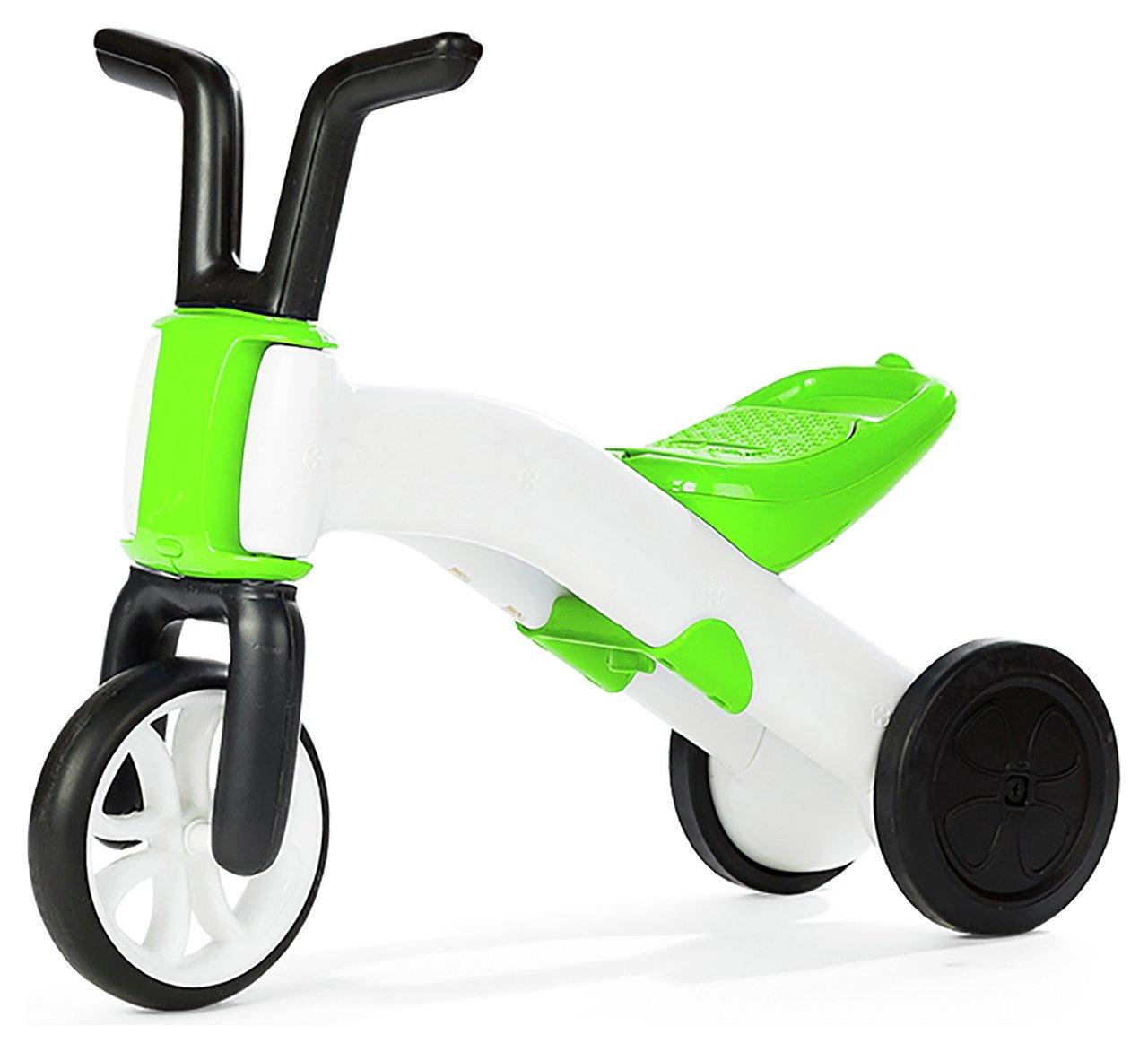 Image of Bunzi - Lime 2 In 1 Gradual Balance - Bike