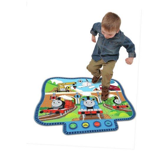 Buy Thomas Amp Friends Interactive Playmat At Argos Co Uk