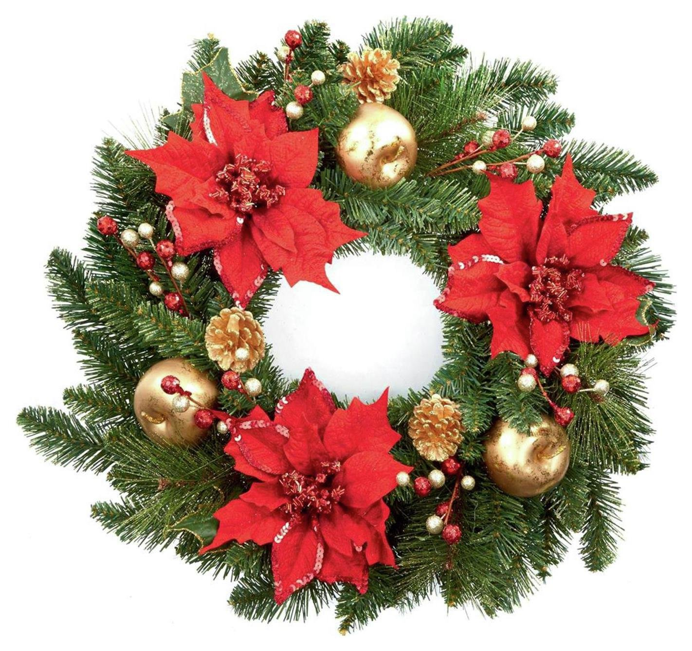 poinsetta-wreath-red-gold