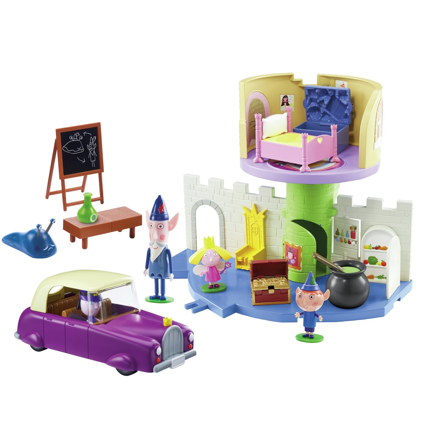 Image of Ben & Holly's Little Kingdom Kingdom Value Playset.