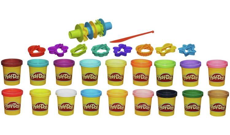 Bột nặn Play-Doh nhiều màu sắc cho bé thỏa sức sáng tạo