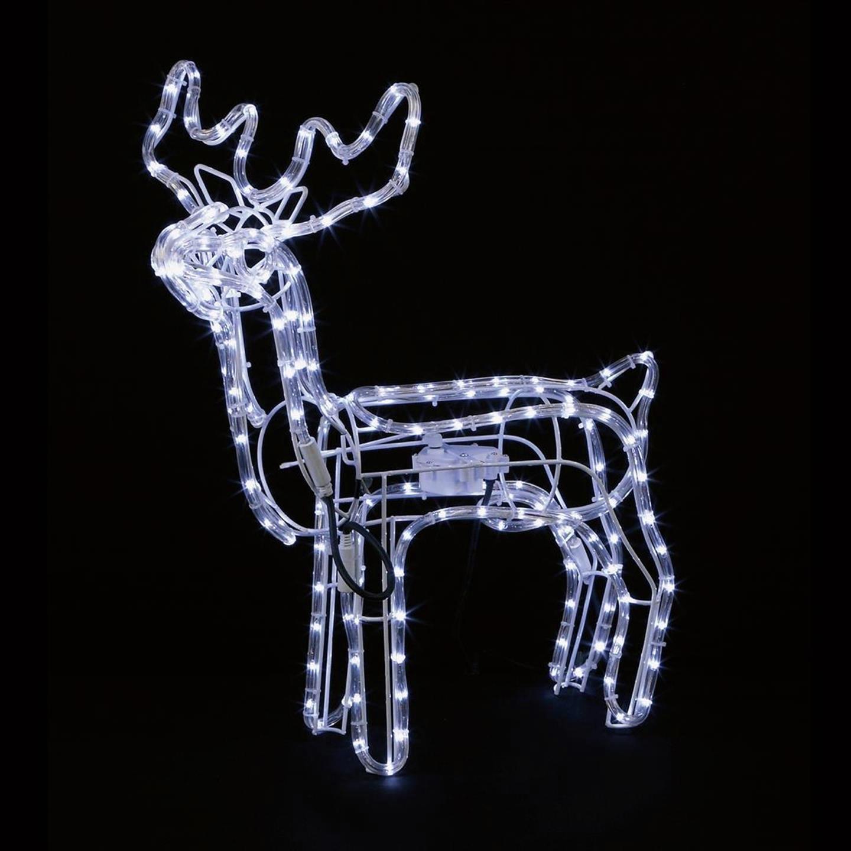 animated-led-reindeer-white