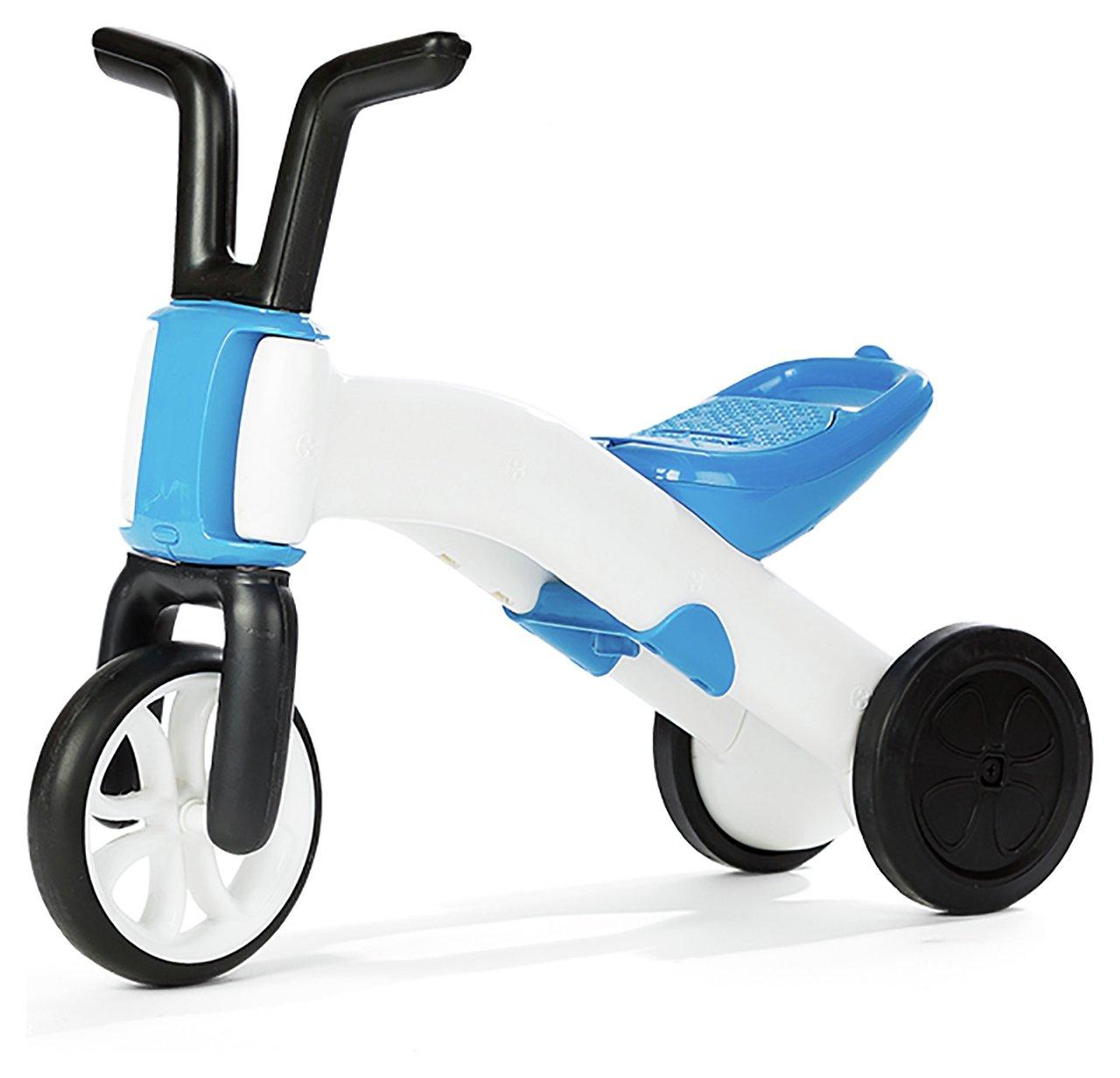 Image of Bunzi - 2 In 1 Gradual Balance - Bike Blue