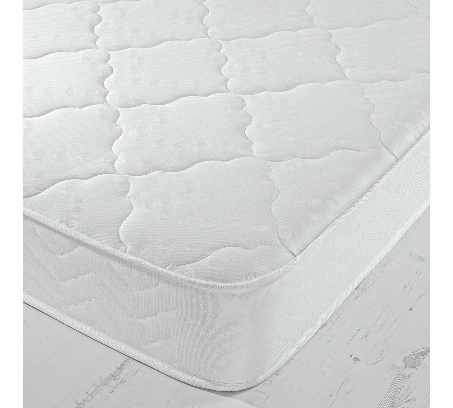 Airsprung Sleepwalk Memory Foam Rolled Single Mattress