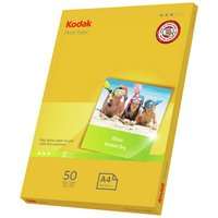 Kodak Photo Glossy A4 180 GSM Paper - 50 Pack