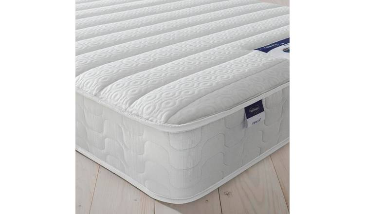 discount 7683b c6d2e Buy Silentnight Hatfield Memory Foam Single Mattress | Mattresses | Argos