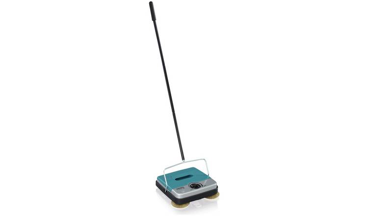Leifheit Rotario Turquo Floor Carpet Sweeper.