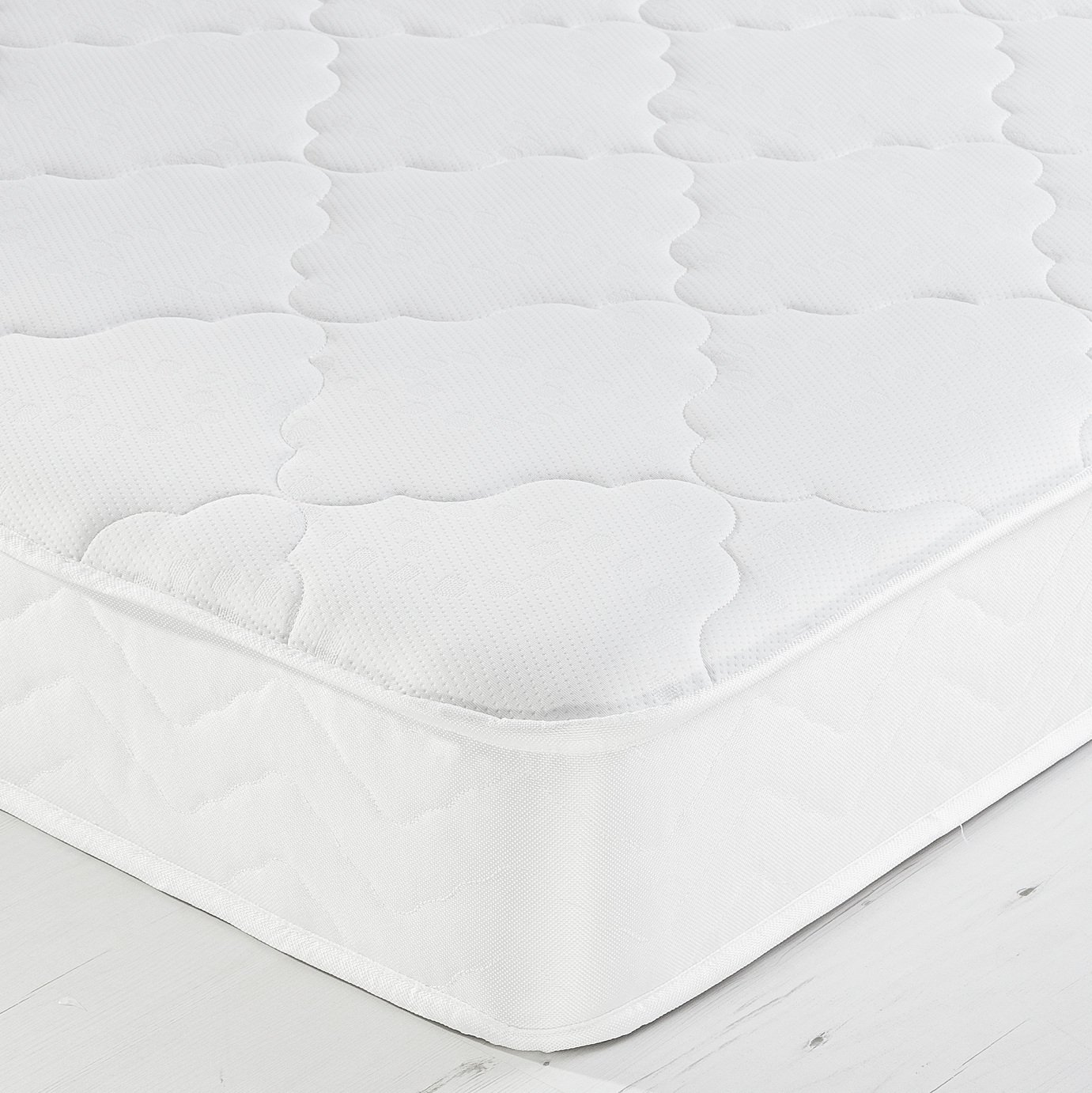 Airsprung Bower Open Coil Memory Foam Superking Mattress