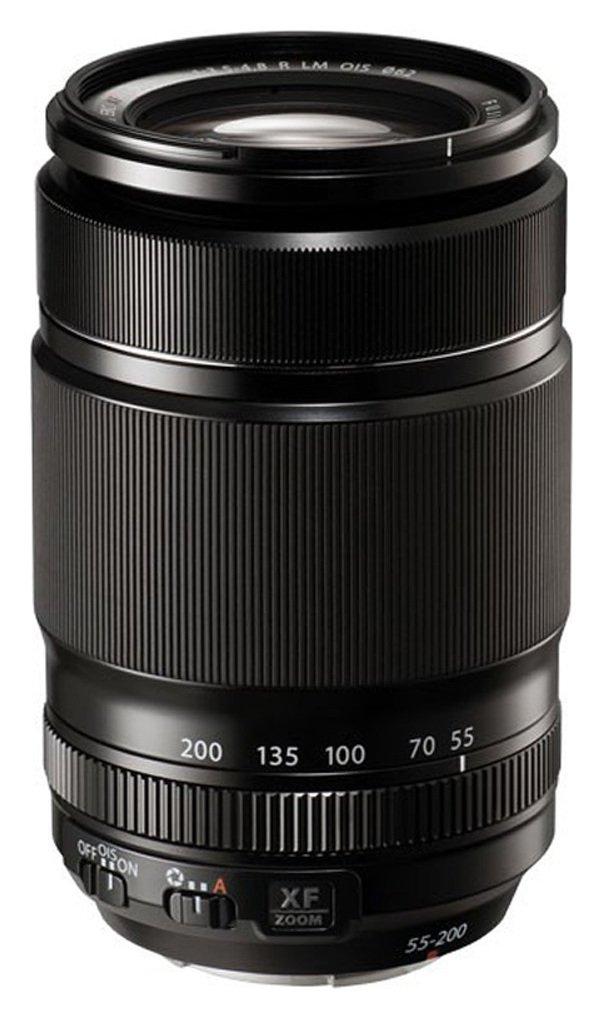 Image of Fujifilm 55-200mm XF Lens.