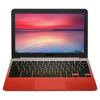 Asus - Chromebook C201 - 116 Inch 2GB 16GB Laptop - Gold