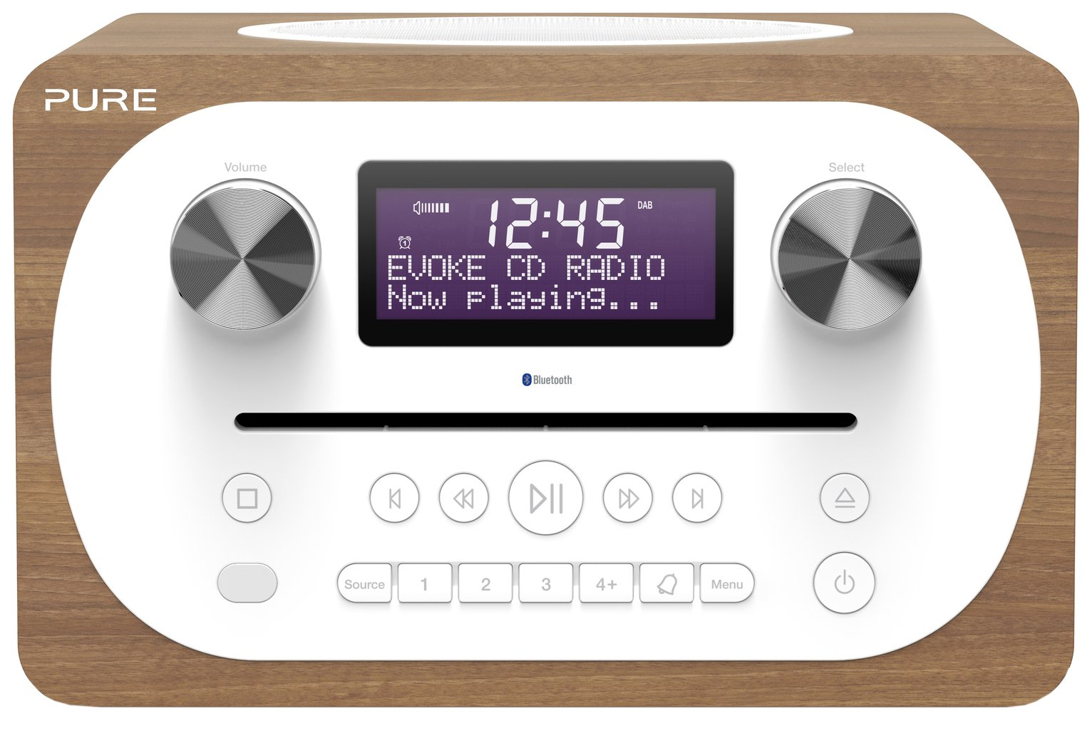 Pure Evoke C-D4 DAB+/FM with CD player and Bluetooth